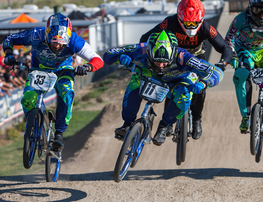 Excess Components Joris Daudet And Connor Fields Both On The