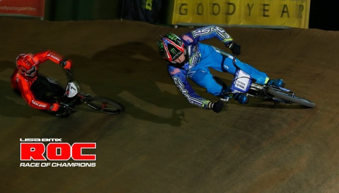 Connor Fields Wins USA BMX Race of Champions and Joris Daudet 4th