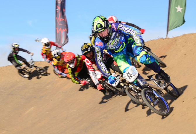 Connor Fields wins both days at the USA BMX SeaSide Pro Nationals