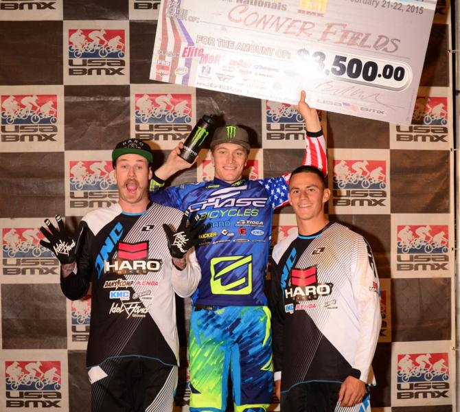 2015 USA BMX Pro Series Season Opener