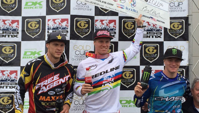 USA BMX Rock Hill Gold Cup Finals