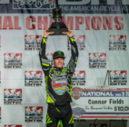 Connor Fields wins his first USA BMX #1 Pro title at USA BMX Grand Nationals
