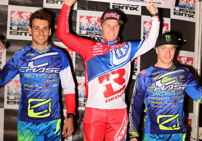 Daudet on the podium both days at Mile High Nationals, Grand Junction, Colorado